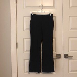 Loft boot cut business pants